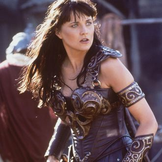 Xena Warrior Princess Television Stills