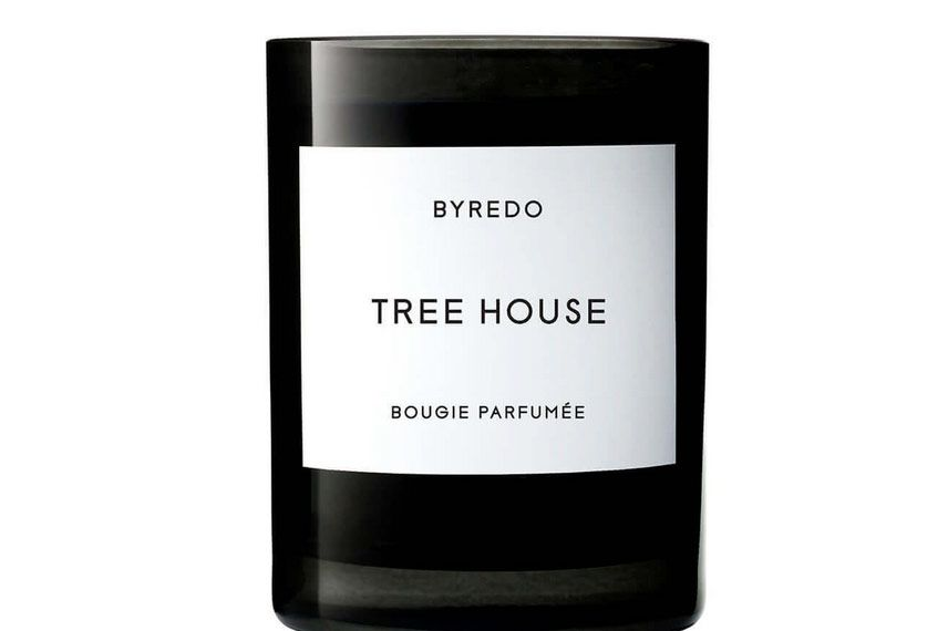 BYREDO Tree House Mini-Candle