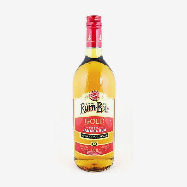 Worthy Park Rum-Bar Gold Rum