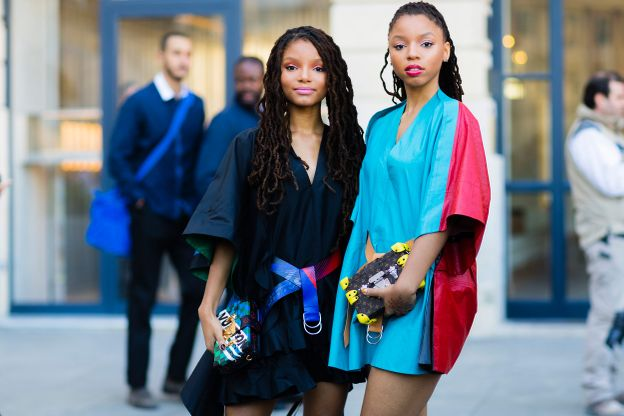 Photo 11 from Chloe and Halle Bailey