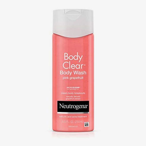 Neutrogena Body Clear Body Wash with Salicylic Acid Acne Treatment