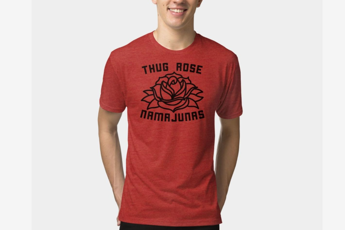 Thug Rose 2 T-Shirt