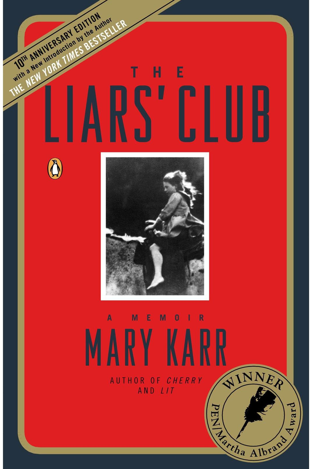 <em>The Liars' Club</em> by Mary Karr