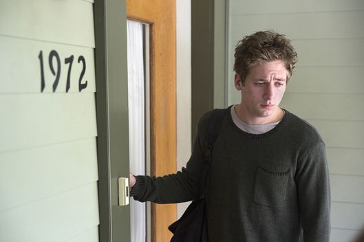 Jeremy Allen White as Lip Gallagher.