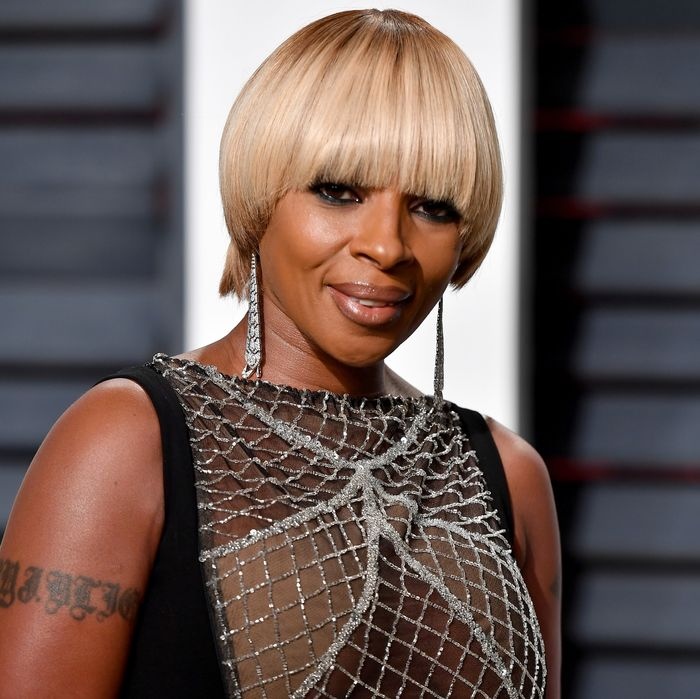 On Strength Of A Woman, Mary J Blige Finds Power In Divorce