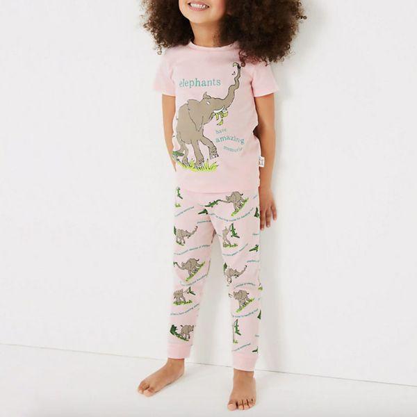 Roald Dahl™ & NHM™ Elephant Pyjamas (1-7 Years)