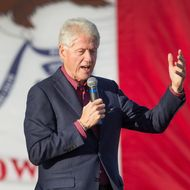 Democratic Presidential Candidates Attend Iowa Jefferson-Jackson Dinner