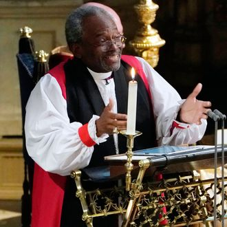 Bishop Michael Bruce Curry