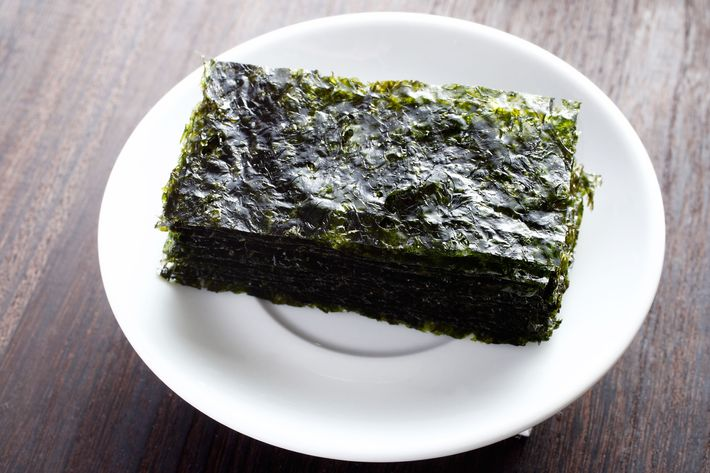 Seaweed: It's what's for dinner.