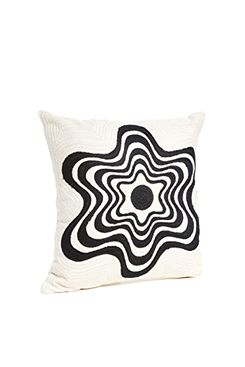 Dusen Dusen Embroidered Pillow