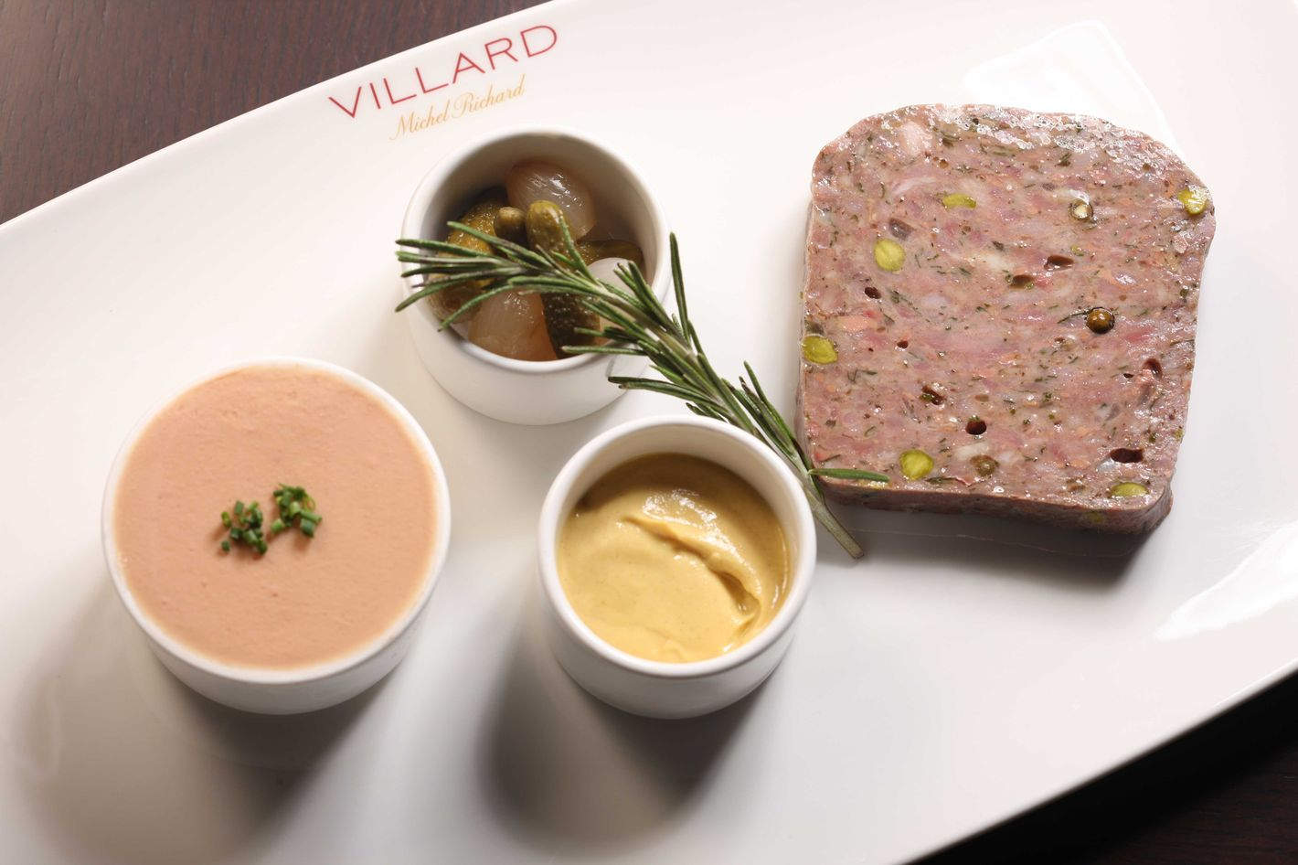 """""""If Villard Michel Richard doesn't make it as a restaurant, it could reopen as the Museum of Unappetizing Brown Sauces."""""""