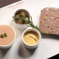 """If Villard Michel Richard doesn't make it as a restaurant, it could reopen as the Museum of Unappetizing Brown Sauces."""