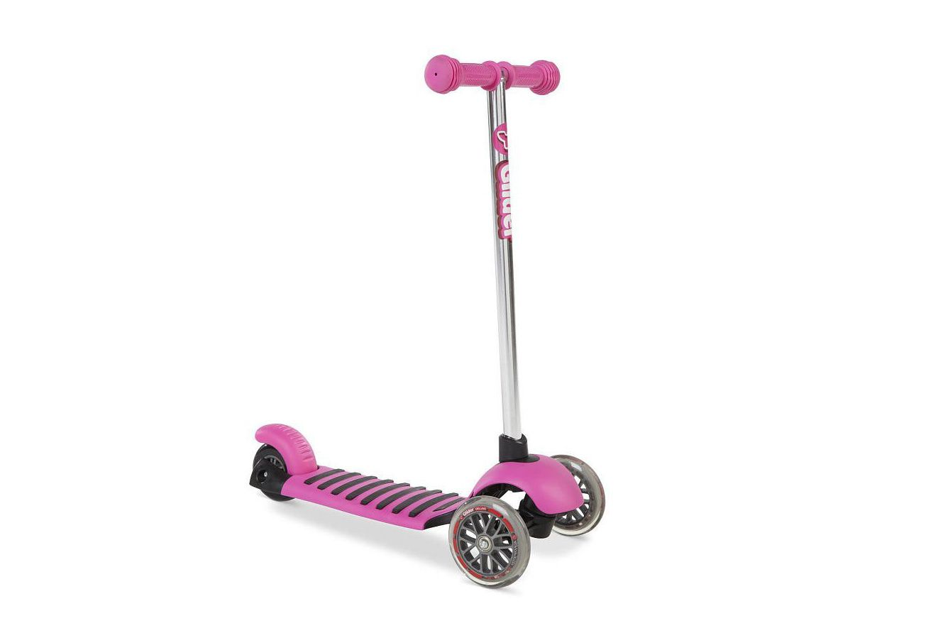Yvolution Y Glider Neon Scooter