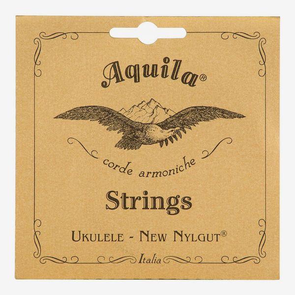 Aquila New Nylgut AQ-15 Tenor Ukulele Strings, Set of Four