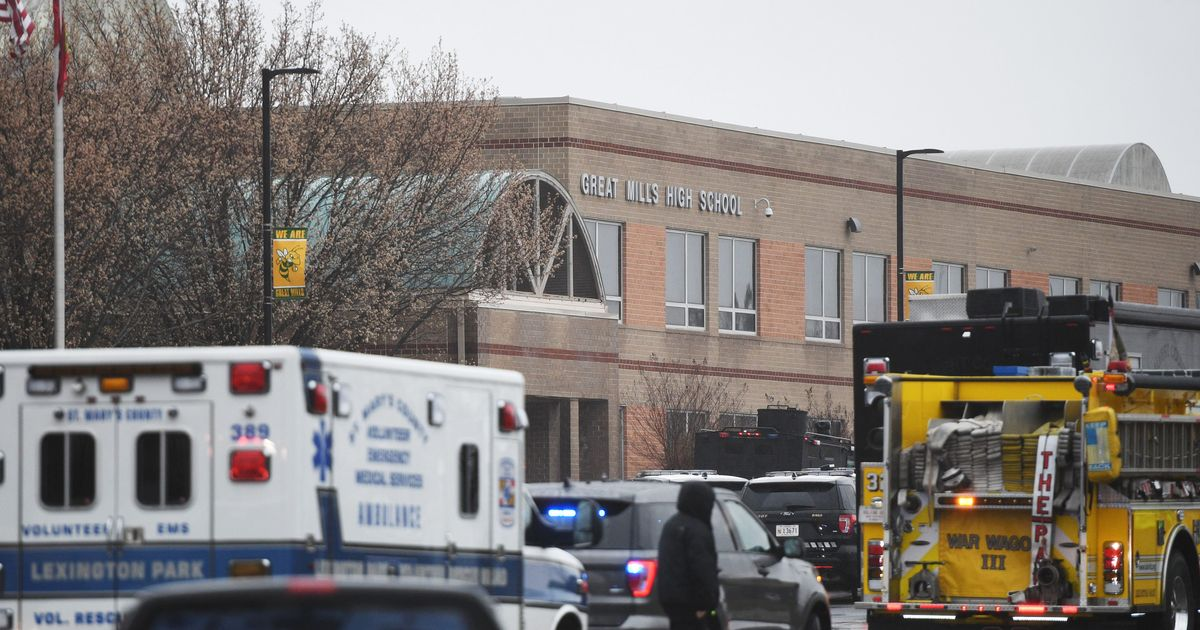 Shooting Leaves One Dead, Two Hurt at Maryland High School