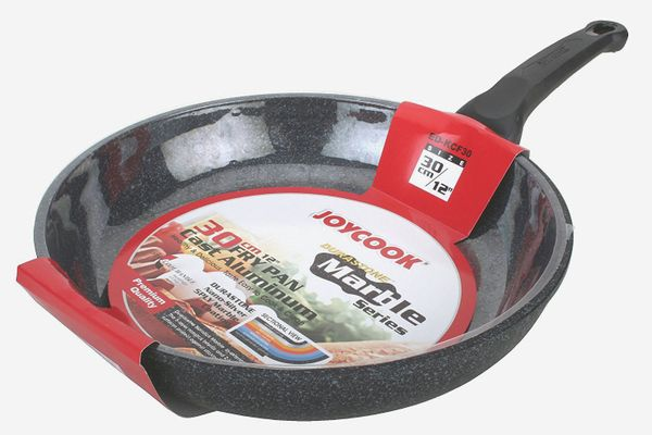 Joycook Ceramic Marble Coated Cast Aluminum Non-Stick Fry Pan