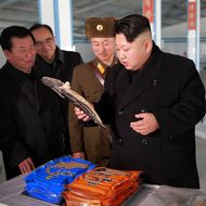 Kim Jong-un Gave North Koreans a Televised Cooking Contest