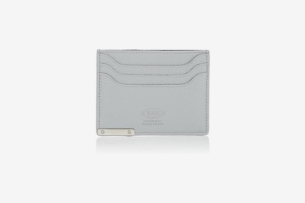 Tod's Leather Card Case