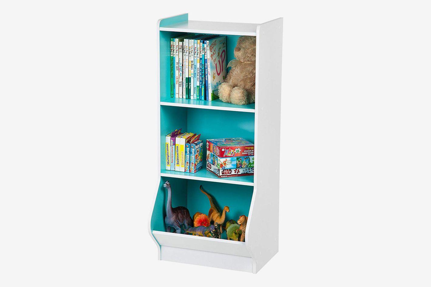 Iris 3-Tier Storage Organizer Shelf With Footboard
