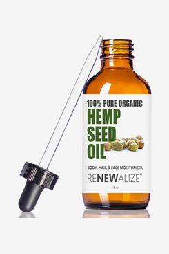 Renewalize Organic Hempseed Oil