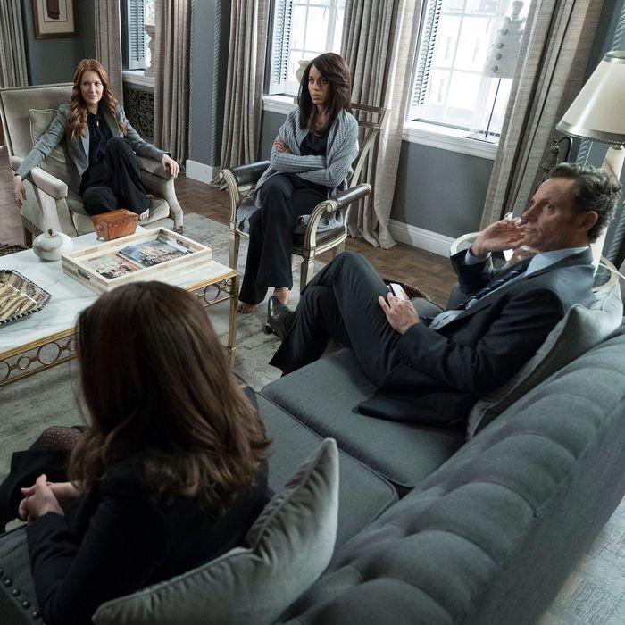 Scandal Series Finale Recap Season 7 Episode 18