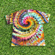 Ithaca Tie Dyes Ice-Dyed Tee
