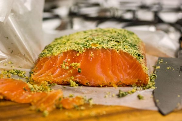 Baked Salmon: Why Cannabis-Infused Gravlax Might Be the Next Big Thing in Pot Edibles