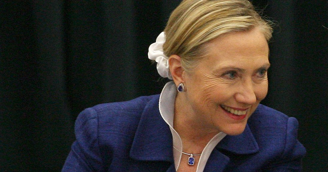 Now You Can Own A Hillary Clinton Scrunchie