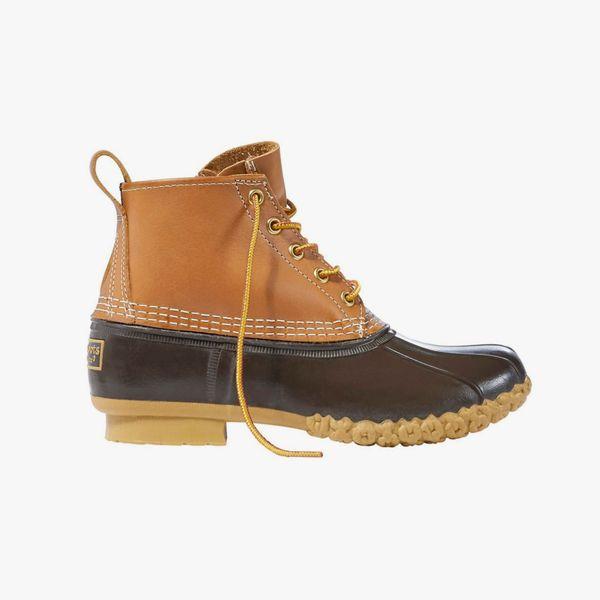 L.L.Bean Women's 6-Inch Bean Boots