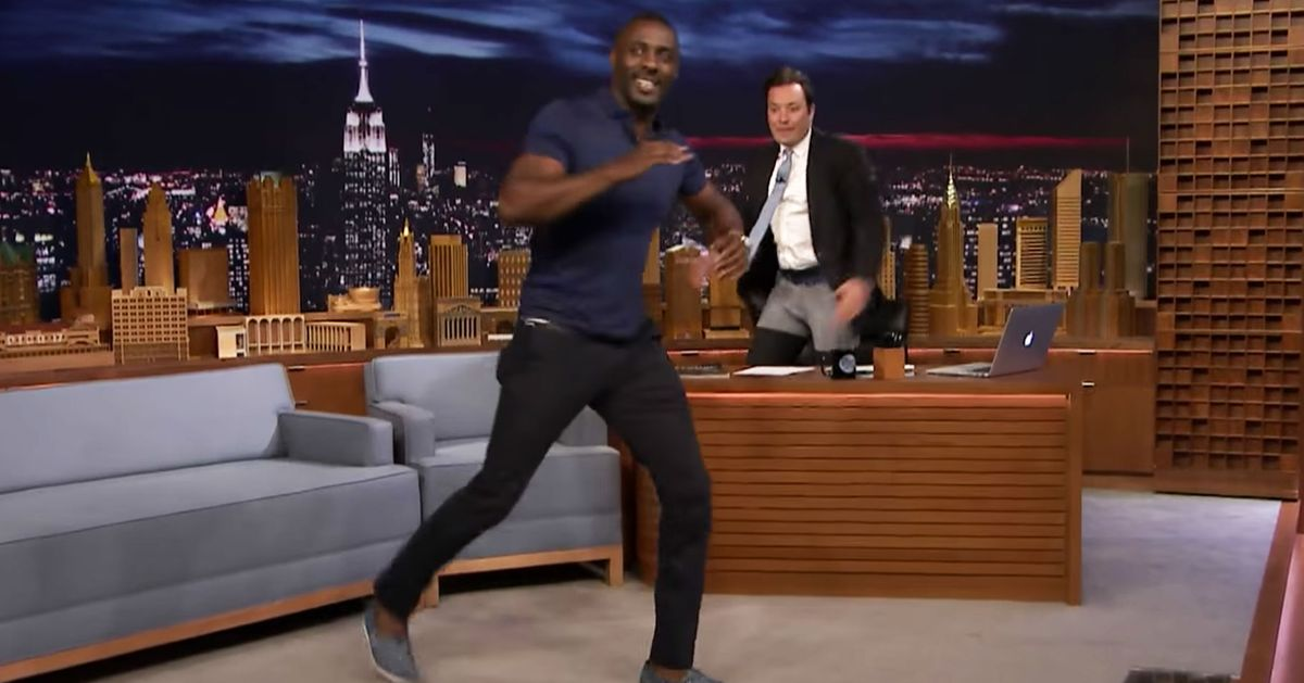 In a World Gone Mad, Idris Elba Dances for You