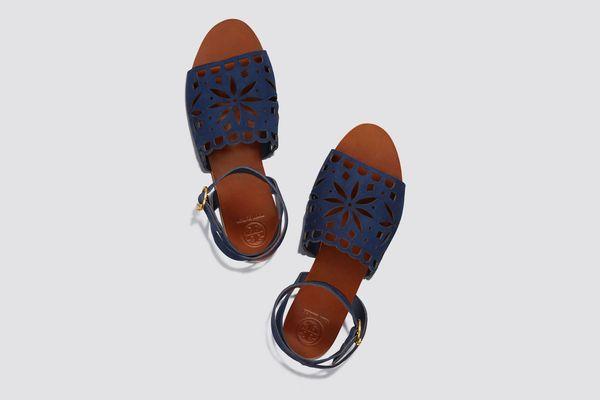 Tory Burch May Flat Sandal