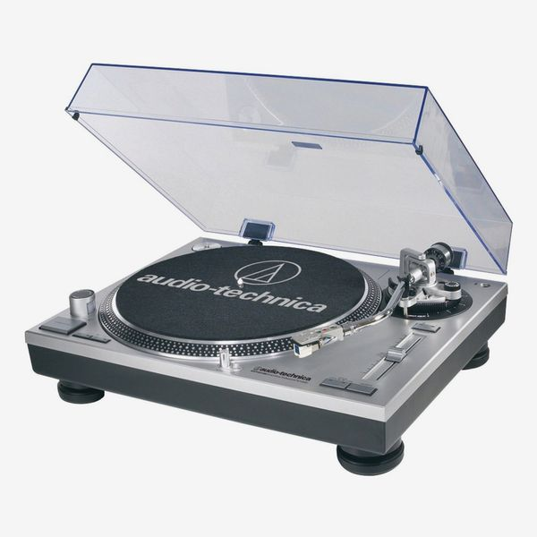Audio-Technica AT-LP120XUSB Direct-Drive Turntable (Analog & USB)
