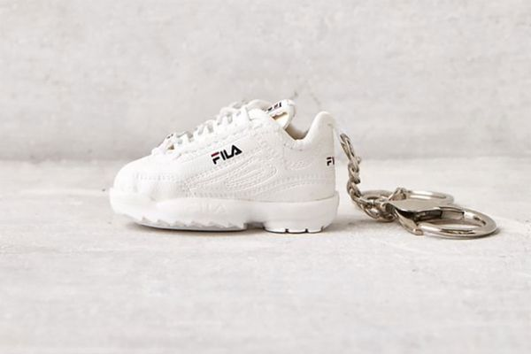 FILA UO Exclusive Sneaker Keychain