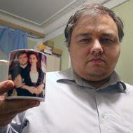 Russian doppelganger of American actor Leonardo DiCaprio