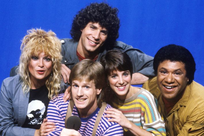 File Photos of MTV's Original VJs - 1983