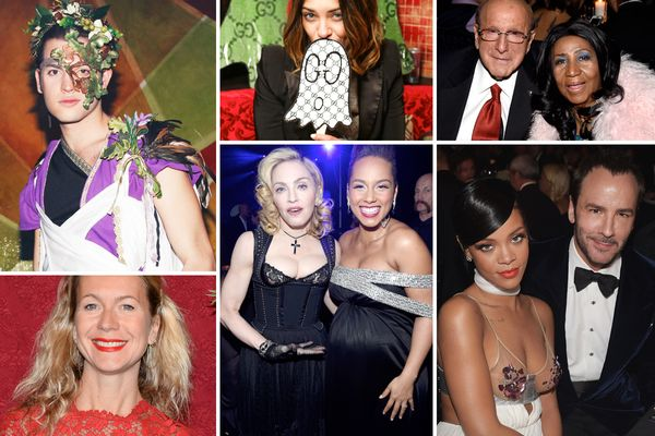 Madonna Partied With Aretha Franklin Last Night