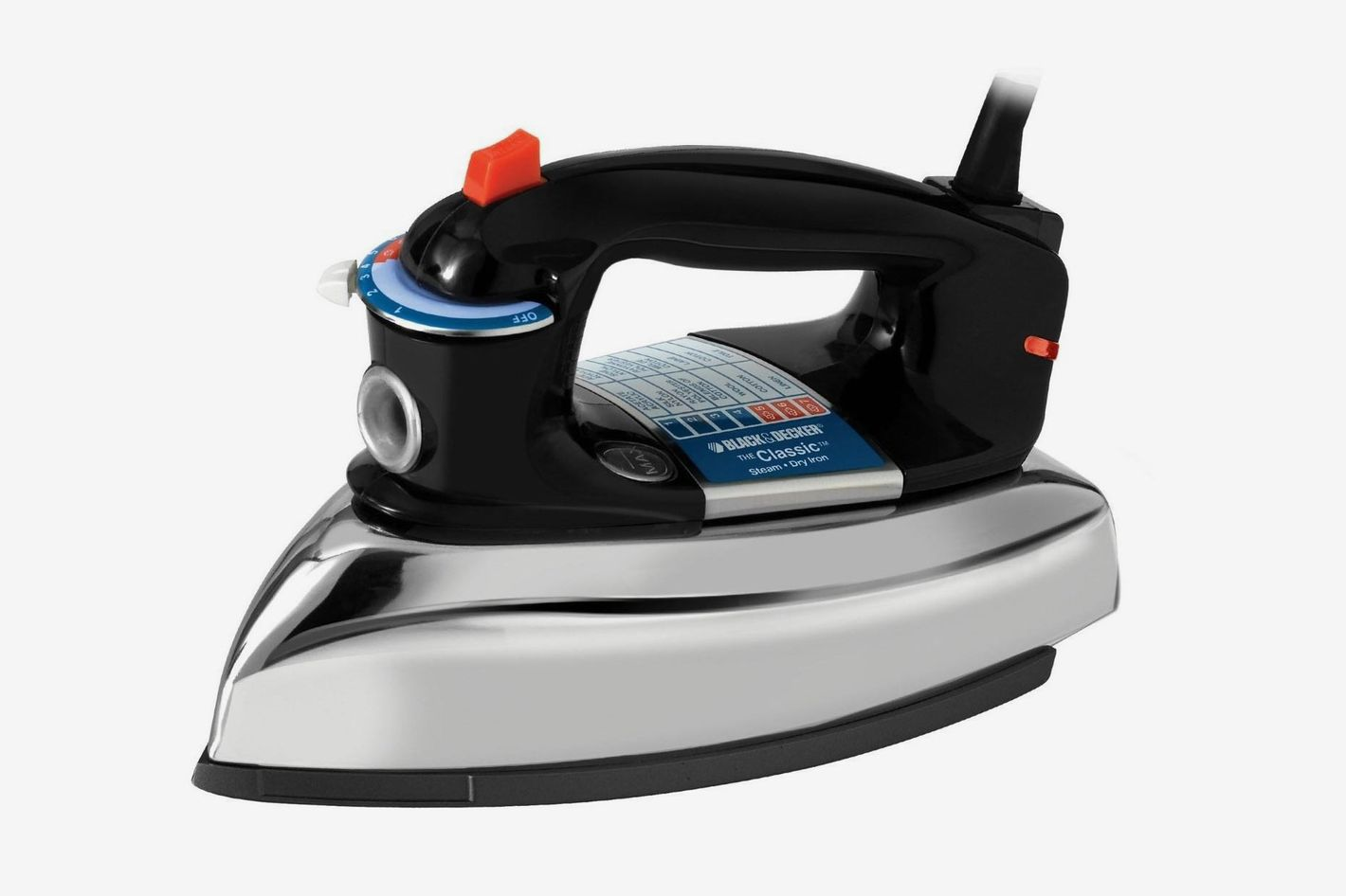 The 12 Best Irons For Clothes 2019