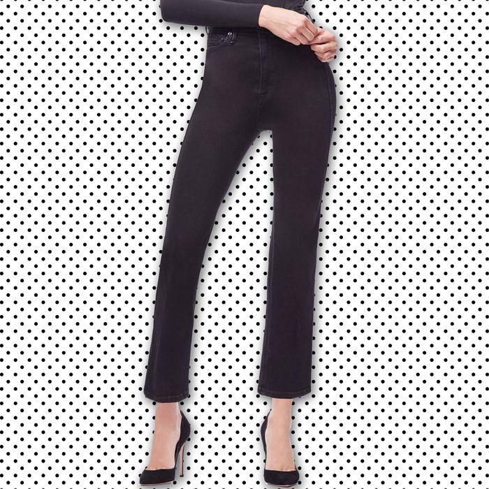 f5e55c1cd4cda Good American Good Curve High Waist Jeans Review