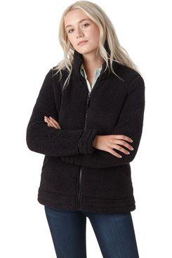 Stoic Cozy Patterned Fleece Jacket