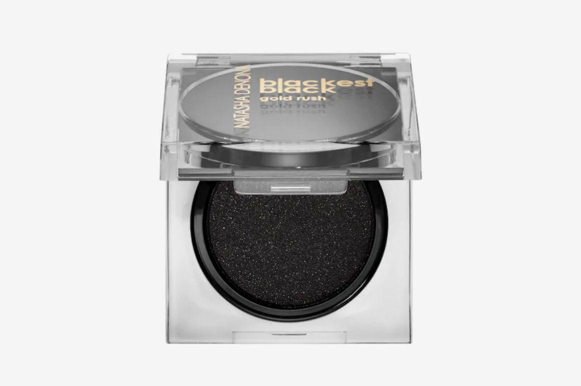 NATASHA DENONA Blackest Black Eyeshadow Gold Rush