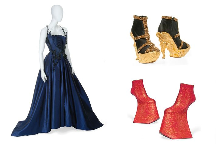 Items from Daphne's closet, soon up for auction!