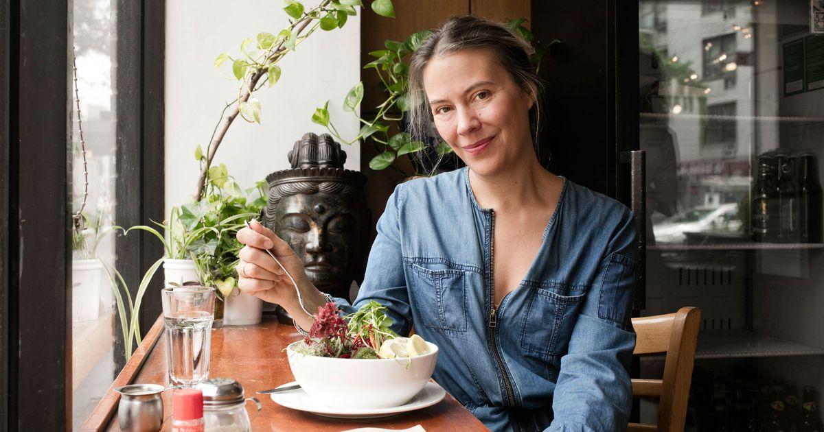 CAP Beauty's Kerrilynn Pamer Makes Coconut Ceviche and Endless Matcha