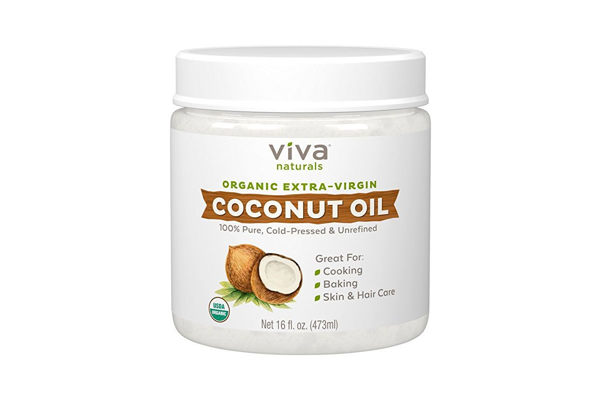 Viva Naturals Organic Virgin Coconut Oil