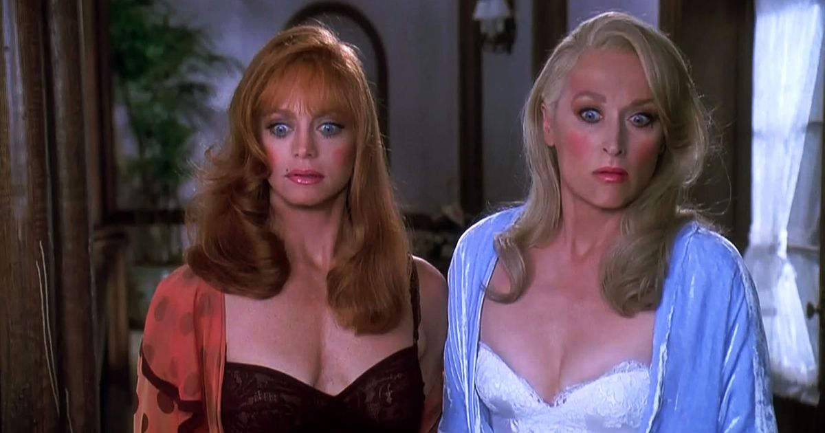 Booze Up and Watch Death Becomes Her With Me This Weekend