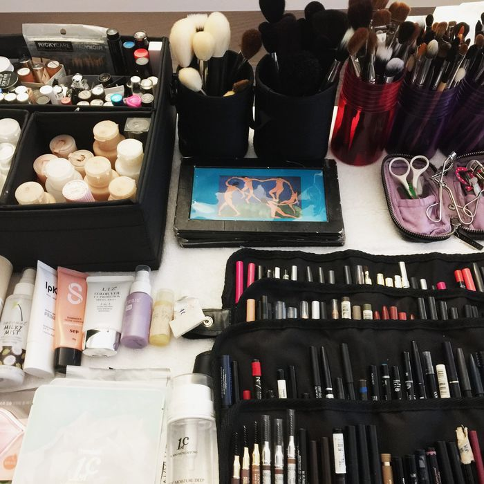 What K-Beauty Products Are in a Professional Korean Makeup Artist's Kit?