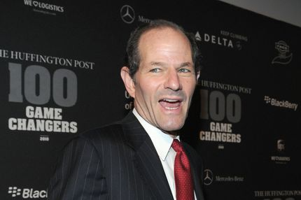 "Former Governor Eliot Spitzer attends the Huffington Post 2010 ""Game Changers"" event hosted by Arianna Huffington>> at Skylight Studio on October 28, 2010 in New York, City."