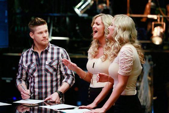 "THE VOICE -- ""Blake Reality"""