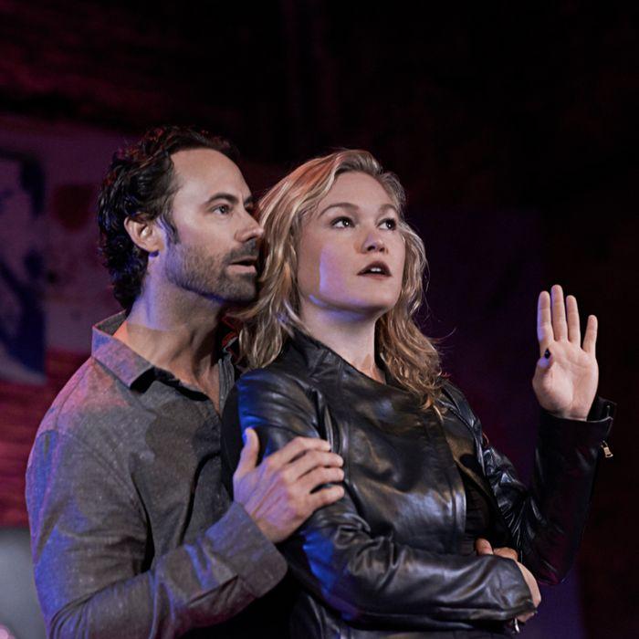 Phoenix The Play 2014 Julia Stiles James Wirt