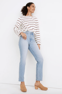 Madewell The Perfect Vintage Jean in Fiore Wash