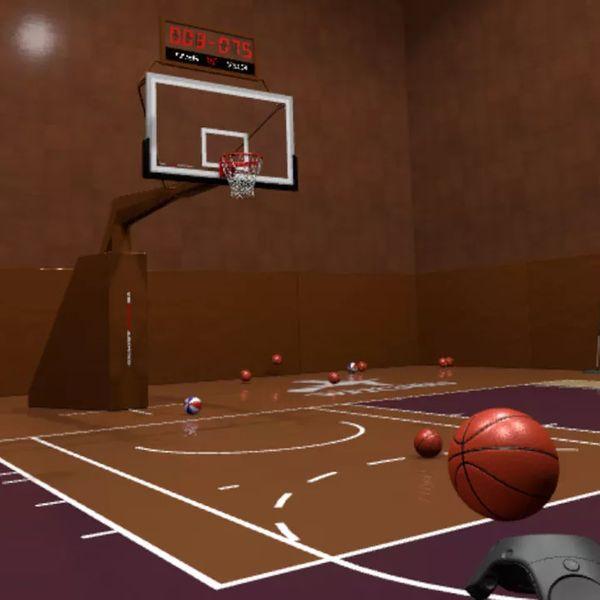 VR Shoot Around